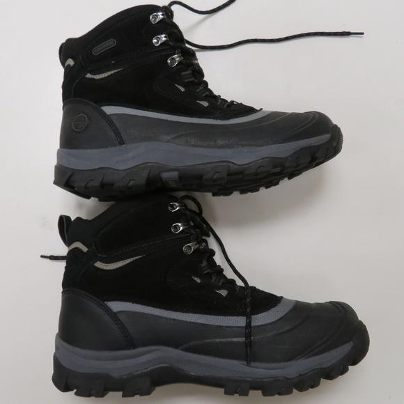 4ecec18f8df Khombu Flume Mens Waterproof Winter Snow Boot